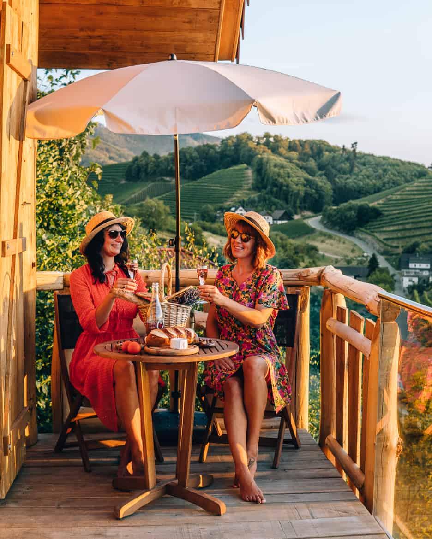 Sommer im Renchtal - ein Hauch Toskana im Schwarzwald: Baumhaushotel Oberkirch 5