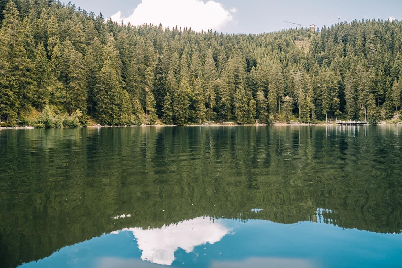 Sommer im Renchtal - ein Hauch Toskana im Schwarzwald: Ausflug Mummelsee