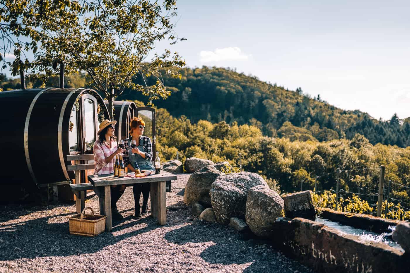 Renchtal & Sasbachwalden: Urlaub zwischen Weinreben & Schwarzwaldhöhen