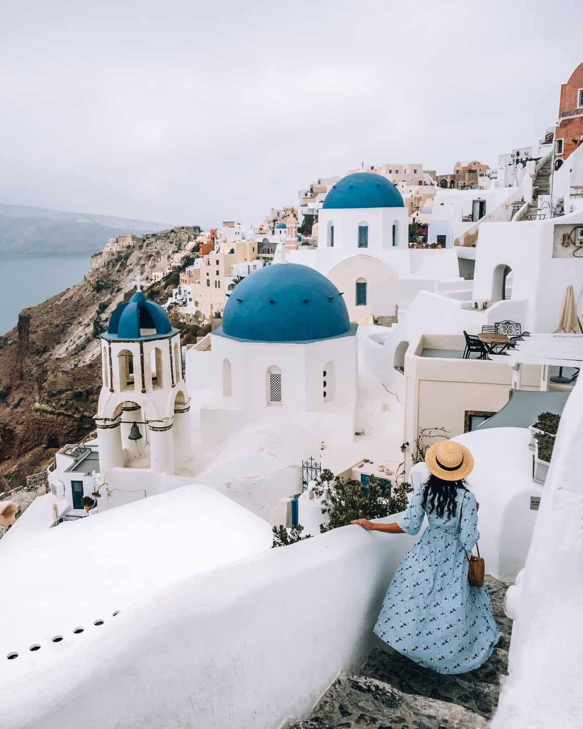 Santorini Travel Guide – Die besten Tipps, Ausflugsziele & Fotospots