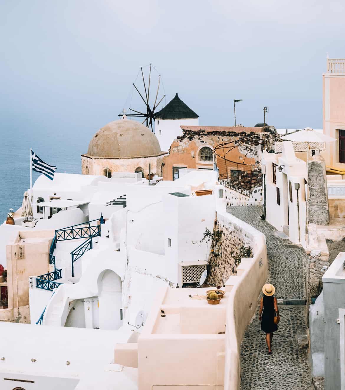 Santorini Travel Guide: Streifzüge in Oia