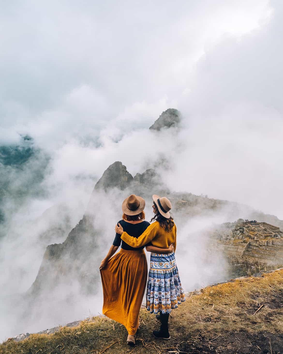 Machu Picchu Guide - Auf dem Weg zur Inkabrücke