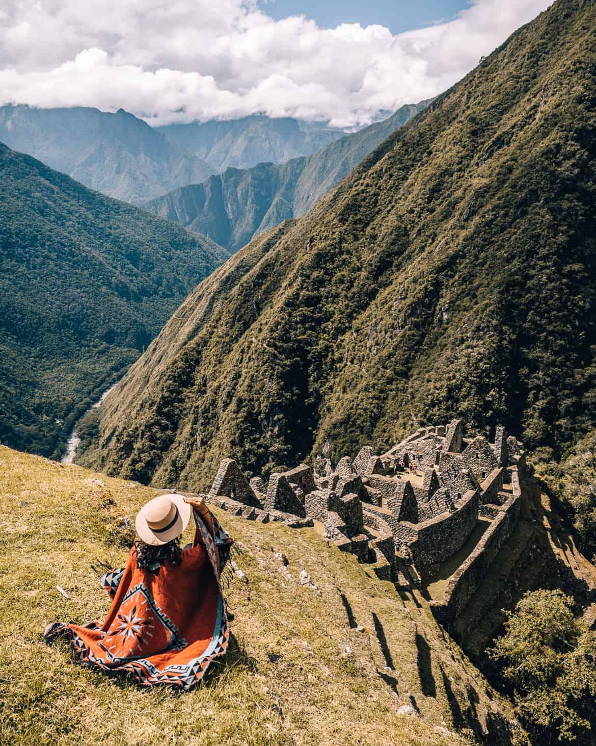 Machu Picchu Guide - Wiñayhuayna