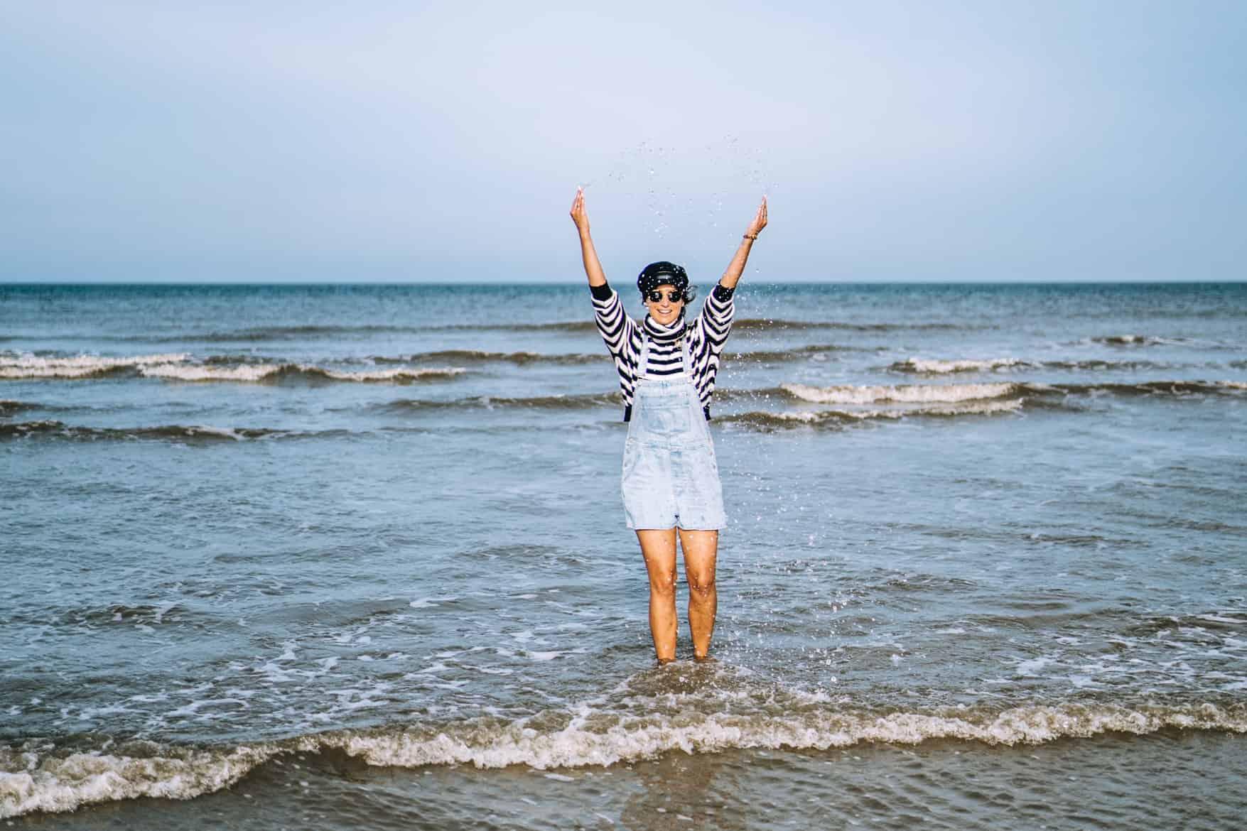 Schiermonnikoog Urlaub am Strand