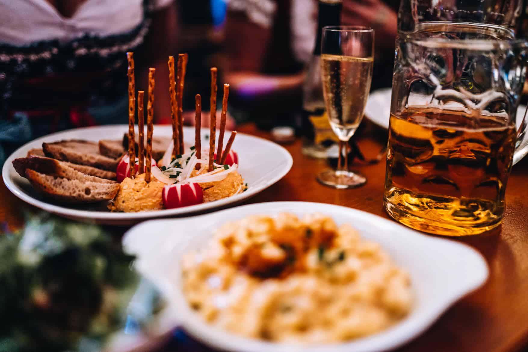 Stuttgart im Herbst - Cannstatter Wasen, Kürbisfestival & #tastyStuttgart: Essen im Göckelsmeier