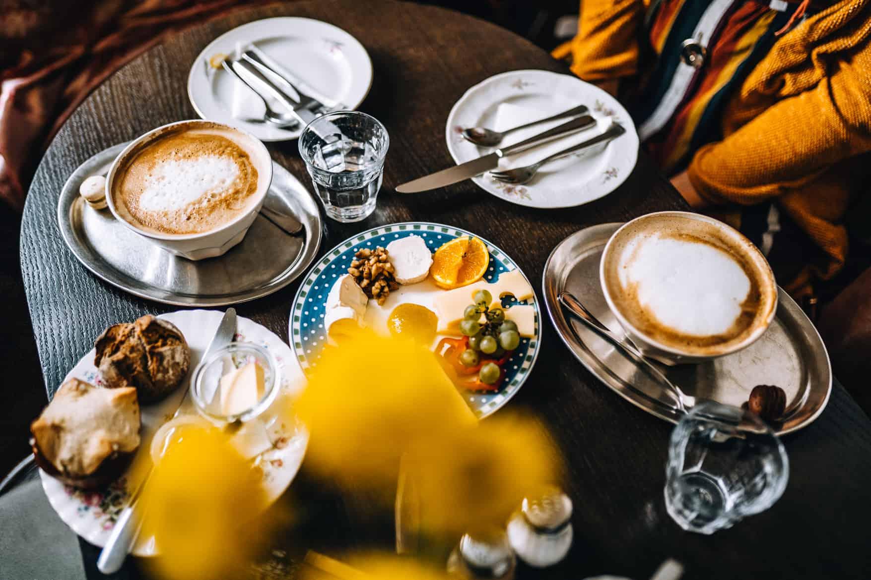 Stuttgart im Herbst - Cannstatter Wasen, Kürbisfestival & #tastyStuttgart: Frühstück bei Tart & Törtchen