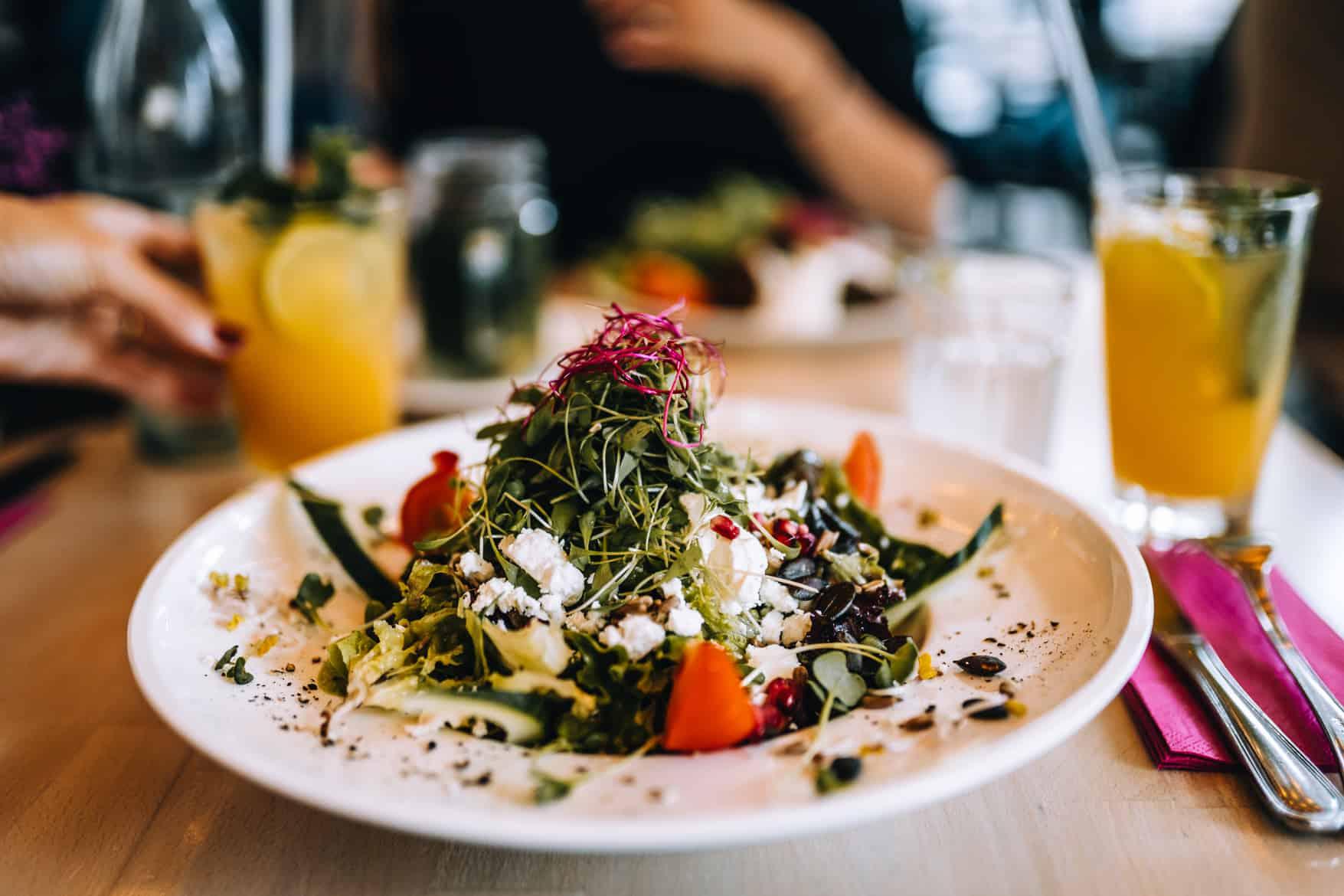 Stuttgart im Herbst - Cannstatter Wasen, Kürbisfestival & #tastyStuttgart: Mittagessen im Netzer