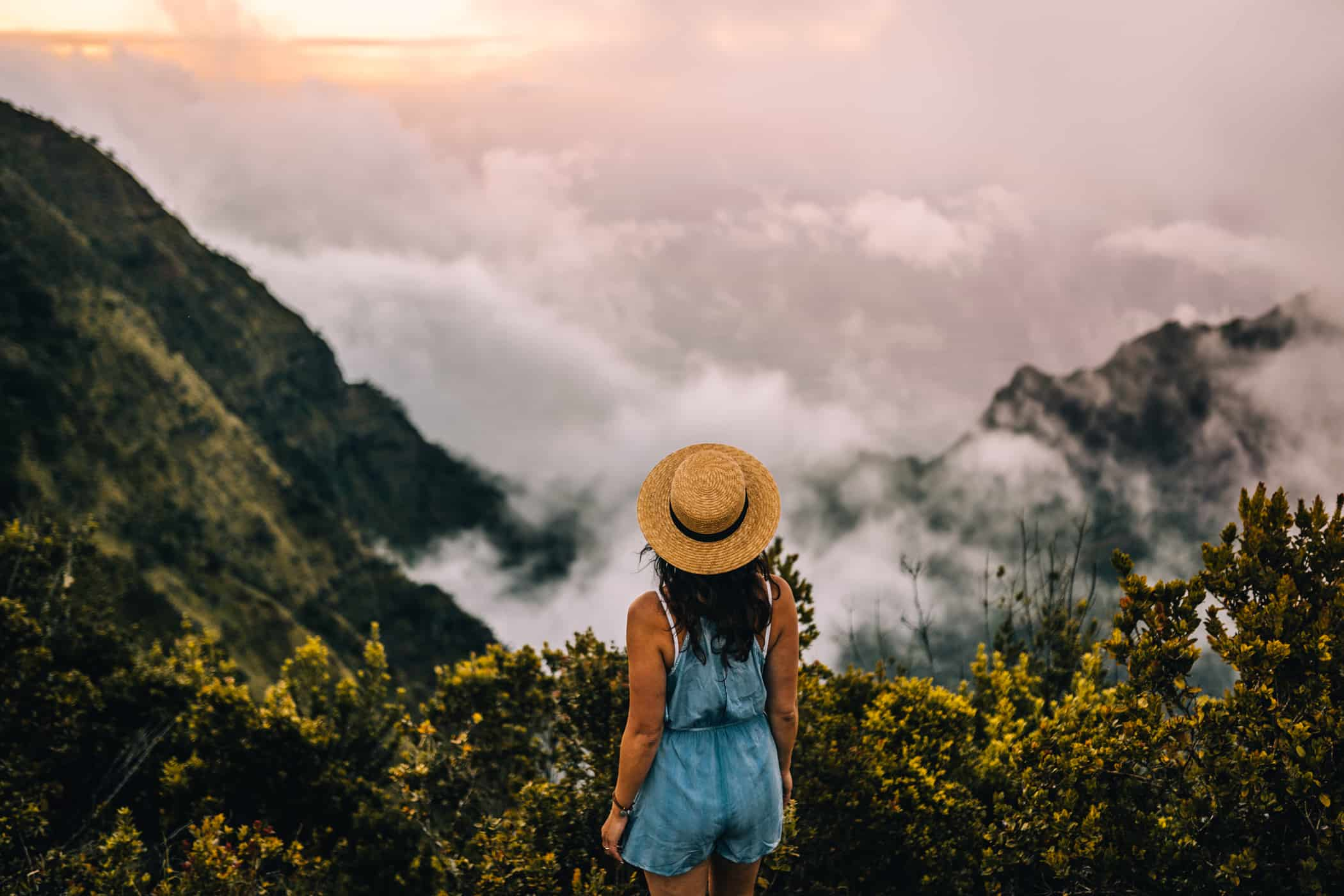 Kauai - Strände, Wandern & Ausflugsziele: Kalalau Lookout