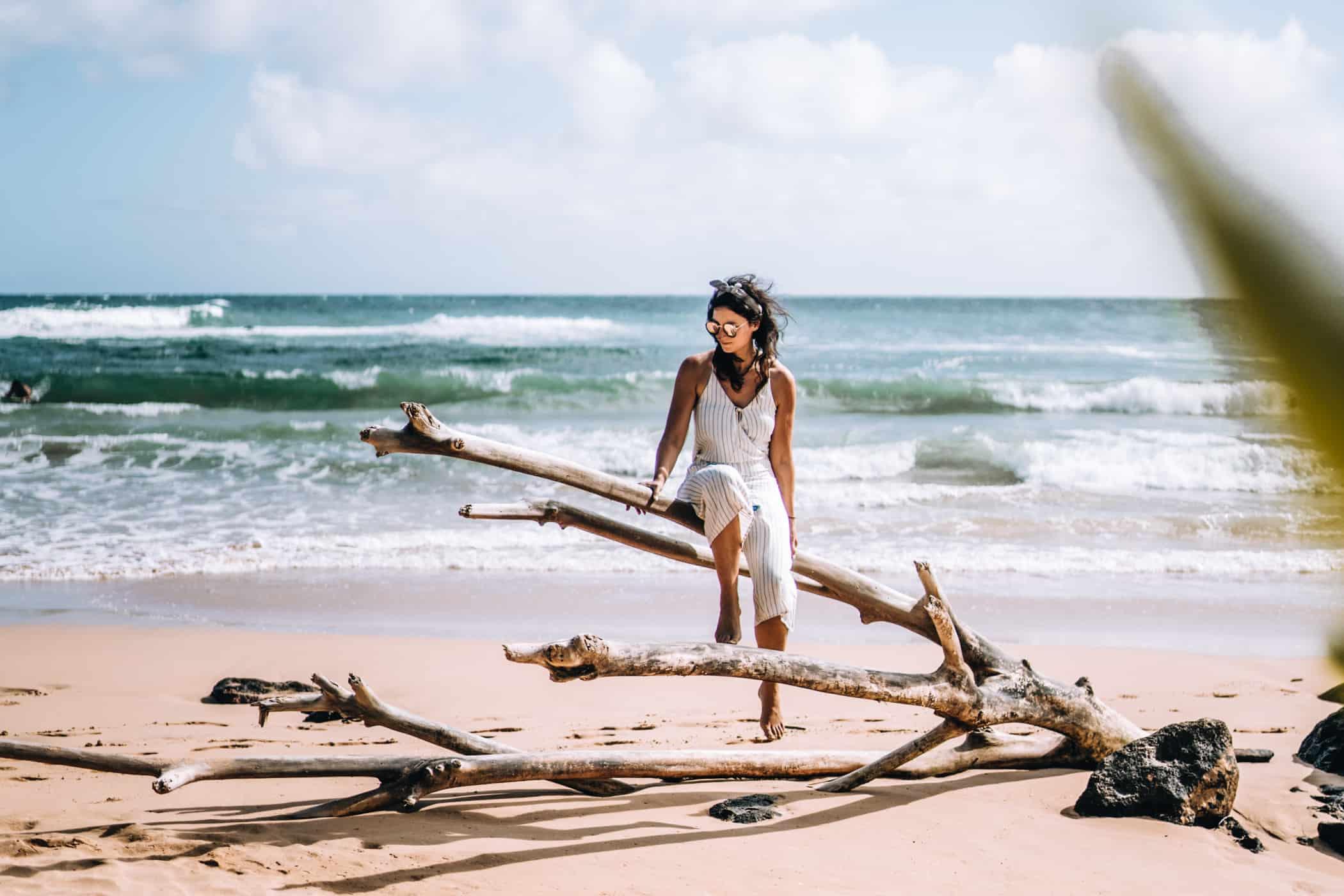 Kauai - Strände, Wandern & Ausflugsziele: Die Garteninsel von HawaiiKauai - Strände, Wandern & Ausflugsziele: Kapaa Beach Park
