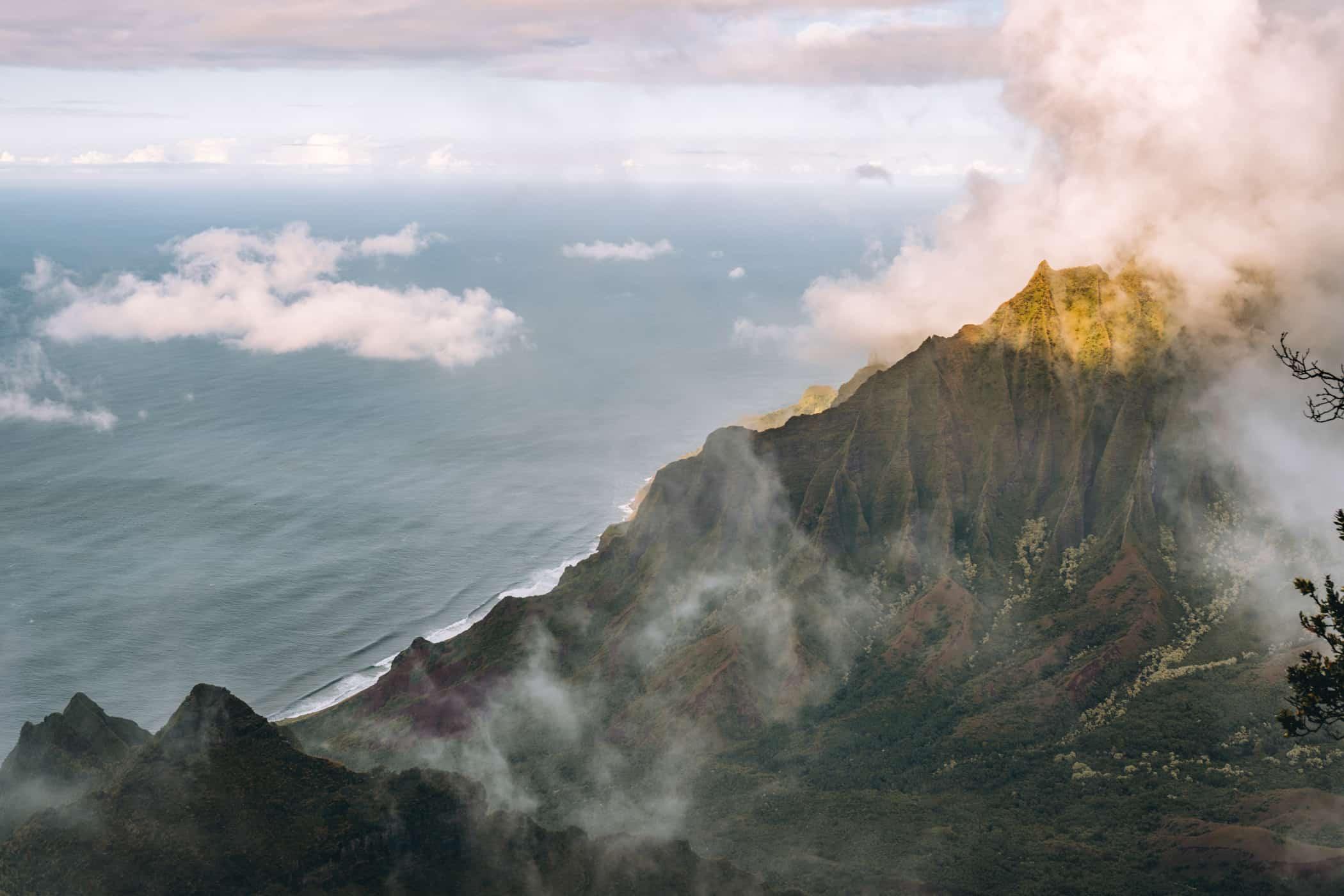 Kauai - Strände, Wandern & Ausflugsziele: Na Pali Coast