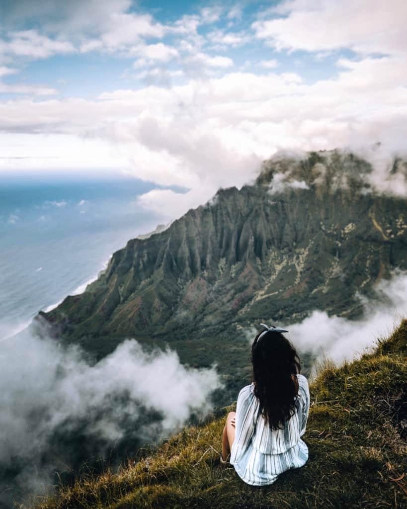 Fotoausrüstung auf Reisen & 10 Reisefotografie-Tipps: Vordergrund und Hintergrund