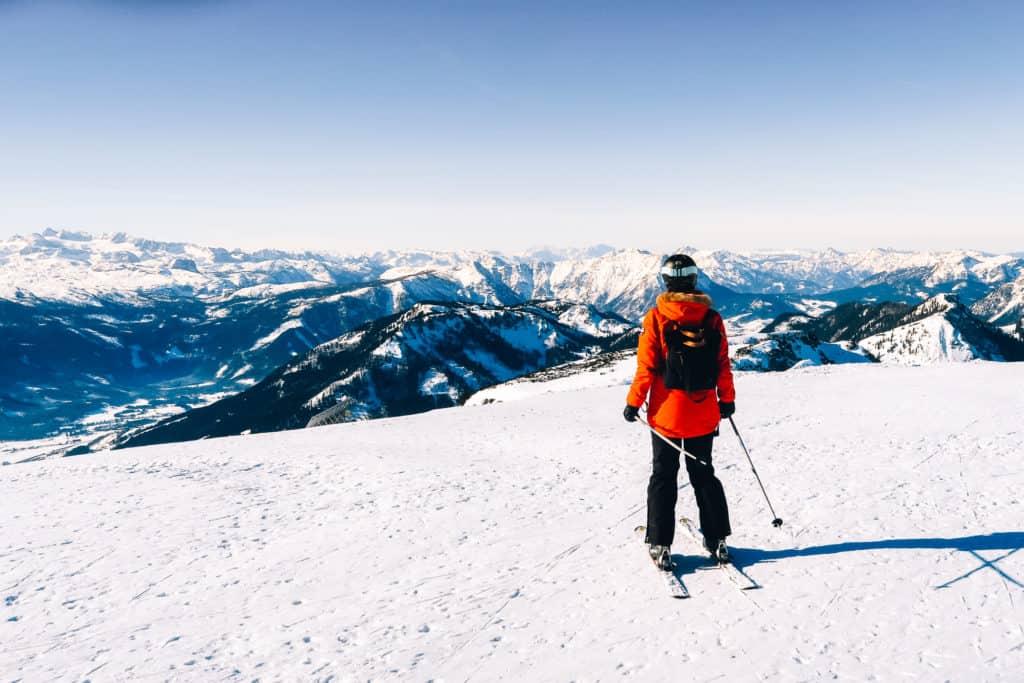 Skifahren lernen als Erwachsene #8 - Skiroadtrip durchs Salzkammergut (Skitag 18-20)