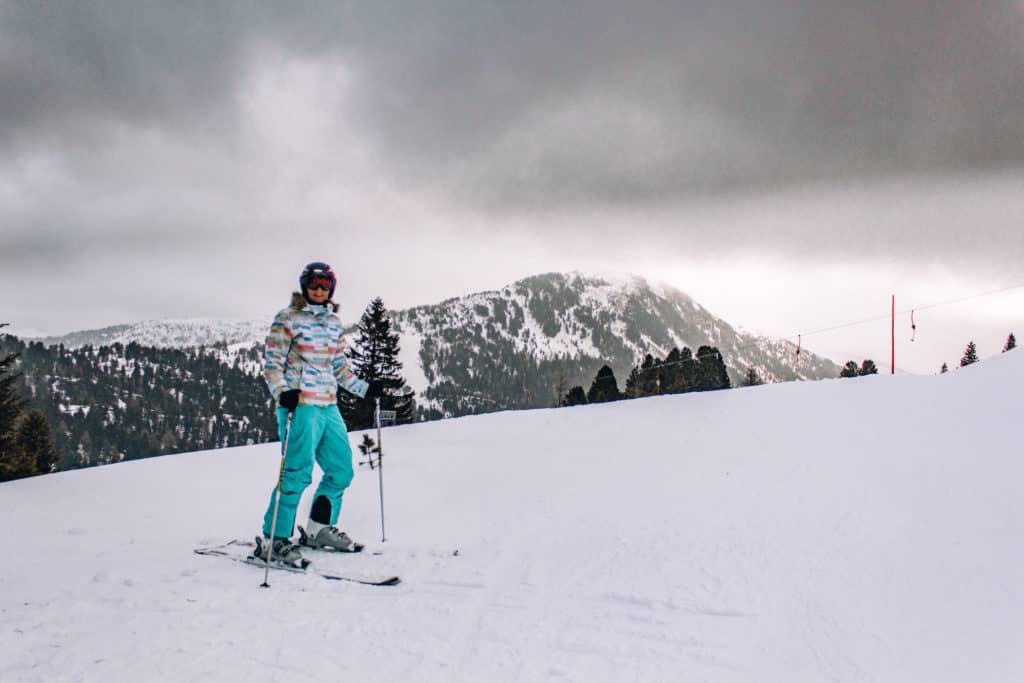 Skifahren lernen als Erwachsene #3 - Wieder auf den Ski auf der Turracher Höhe (Skitag 4)