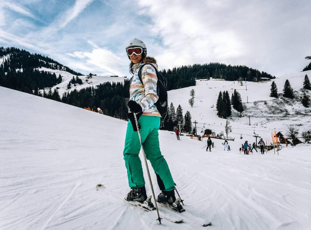 Skifahren lernen als Erwachsene #2 - Skifahren lernen in zwei Tagen am Wilden Kaiser? (Skitag 1-3) 1
