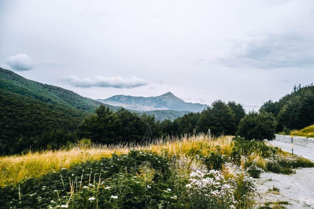 Norditalien Rundreise - Stop #9: Über den Apennin zu den Cinque Terre