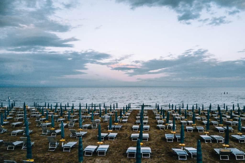 Norditalien Rundreise - Stop #6: Venedig - Bibione
