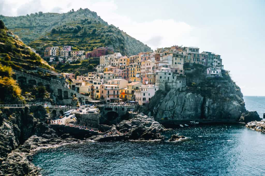Norditalien Rundreise - Stop #9: Cinque Terre - 2