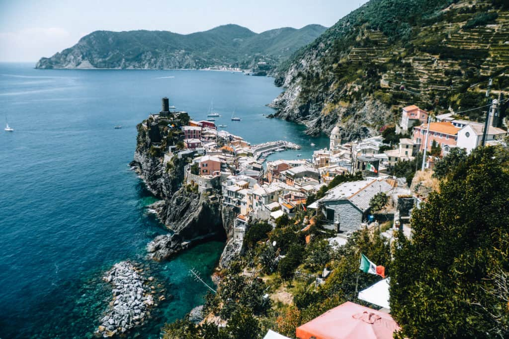 Norditalien Rundreise - Stop #9: Cinque Terre 1