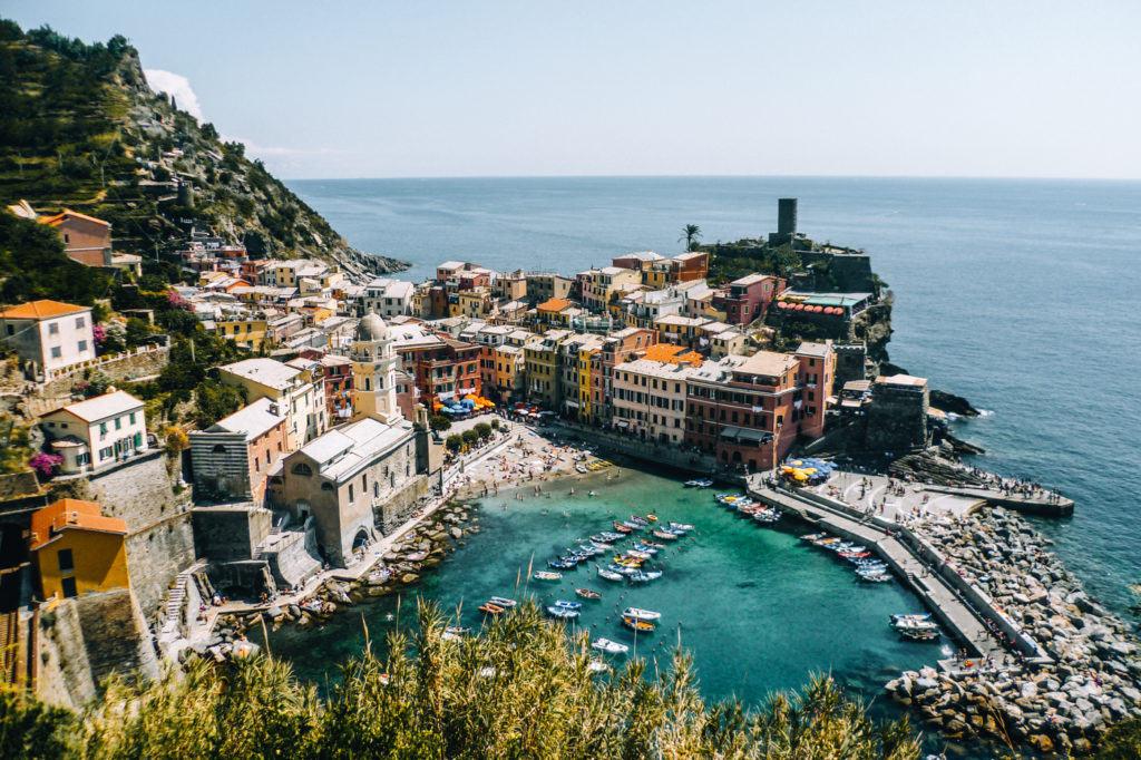 Norditalien Rundreise - Stop #9: Cinque Terre - Riomaggiore