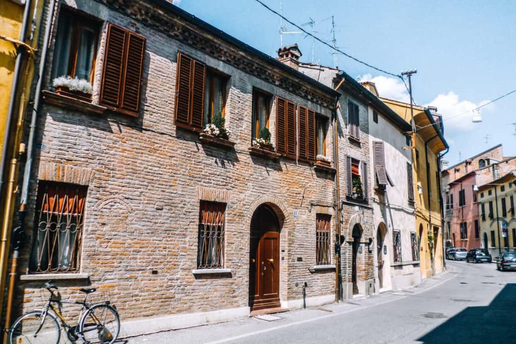 Norditalien Rundreise - Stop #7: Ferrara § Lidi di Comacchio - 1