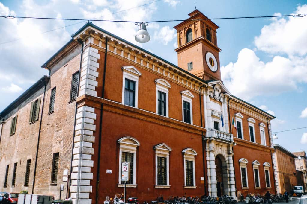 Norditalien Rundreise - Stop #7: Ferrara § Lidi di Comacchio - 2