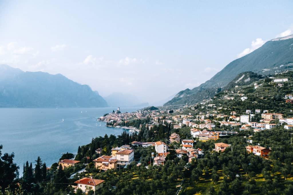 Norditalien Rundreise - Stopp #3: Der Gardasee: Malcesine
