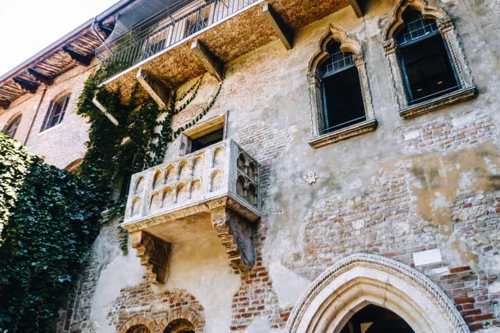 Norditalien Rundreise - Stop #4: Verona - Romeo und Julia