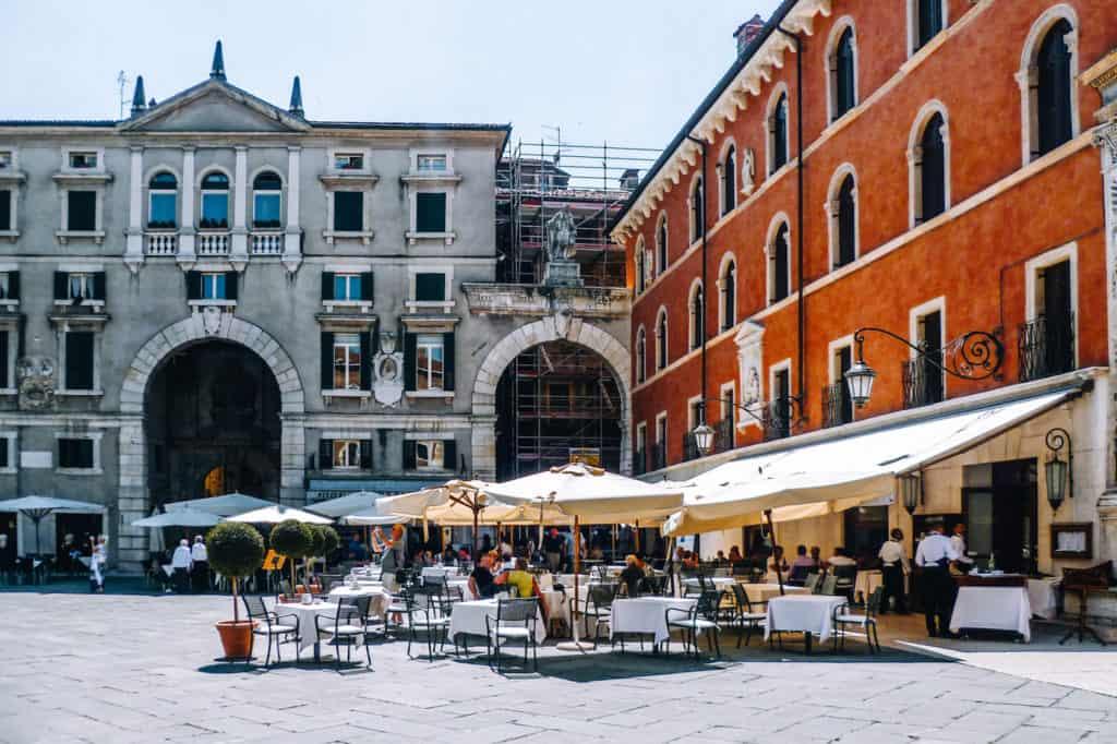 Norditalien Rundreise - Stop #4: Verona - 1