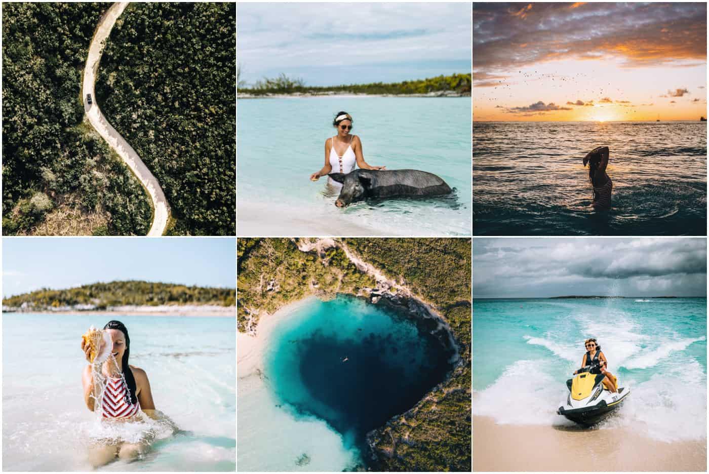 April Update – Bermuda, Bahama come on pretty mama