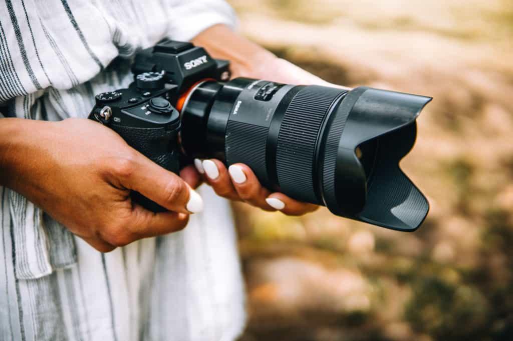 Fotoausrüstung auf Reisen & 10 Reisefotografie-Tipps: Sony A7iii + Sigma 35mm 1.4