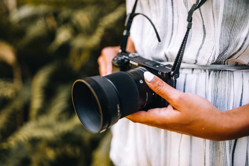 Fotoausrüstung auf Reisen & 10 Reisefotografie-Tipps: Die Sony 6300
