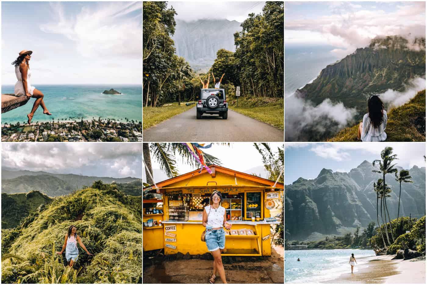 Hawaii Urlaub – Alle Tipps & Inselguide + Routenvorschäge für 2-3 Wochen