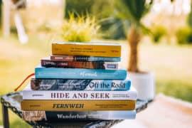 55 Reisebücher zum Träumen & Inspirieren: schöne Bildbände + Reisegeschichten