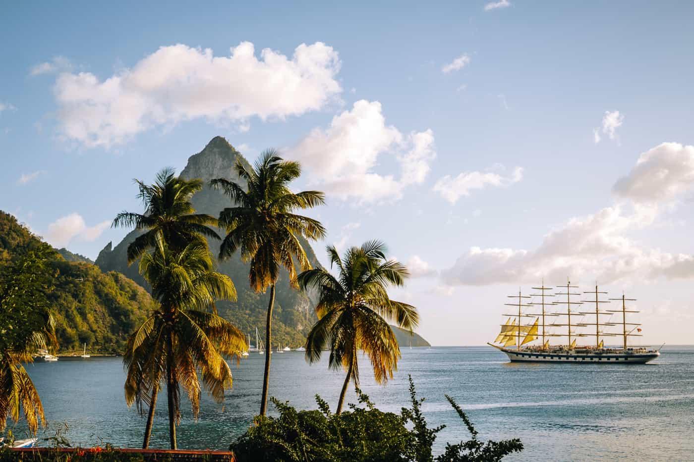 Saint Lucia, Karibik: Die besten Tipps, Strände und Sehenswürdigkeiten