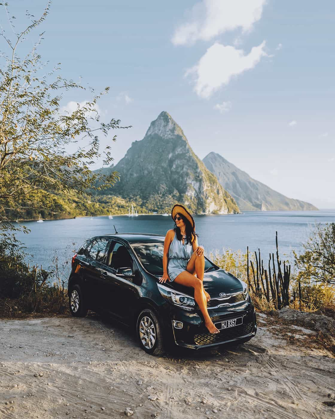 Saint Lucia - Tipps, Sehenswürdigkeiten, Strände & Ausflugsziele auf der Karibik-Insel: Mietwagen