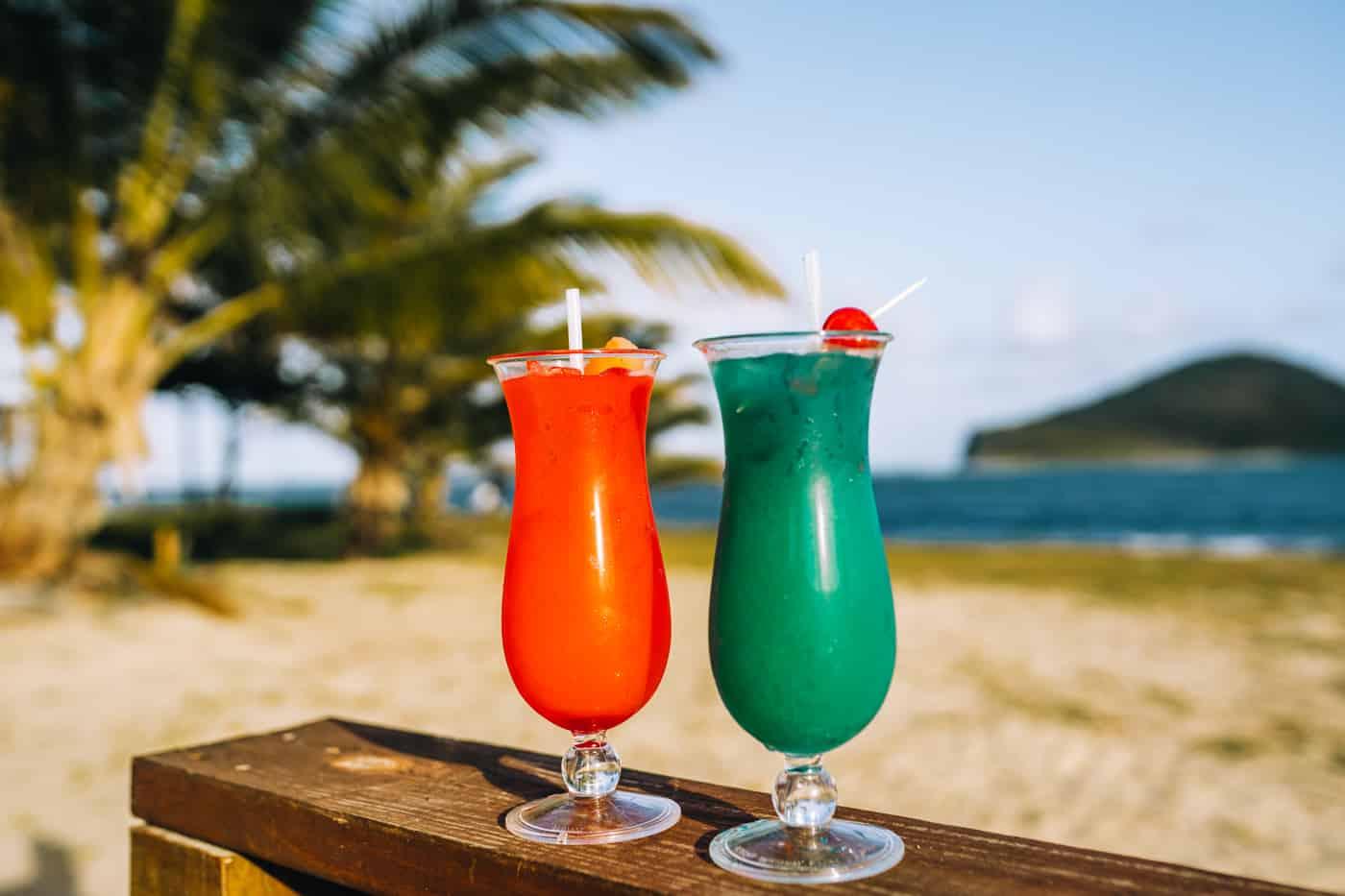 Saint Lucia - Tipps, Sehenswürdigkeiten, Strände & Ausflugsziele auf der Karibik-Insel: Sandy Beach / Anse Des Sables Beach Vieux Fort