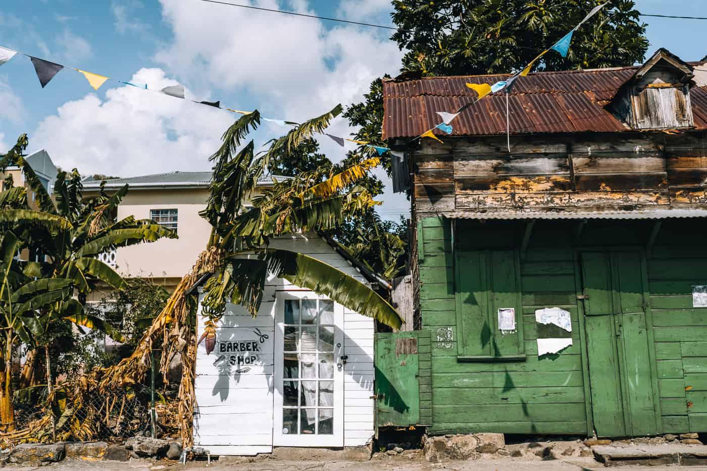 Saint Lucia - Tipps, Sehenswürdigkeiten, Strände & Ausflugsziele auf der Karibik-Insel: Laborie