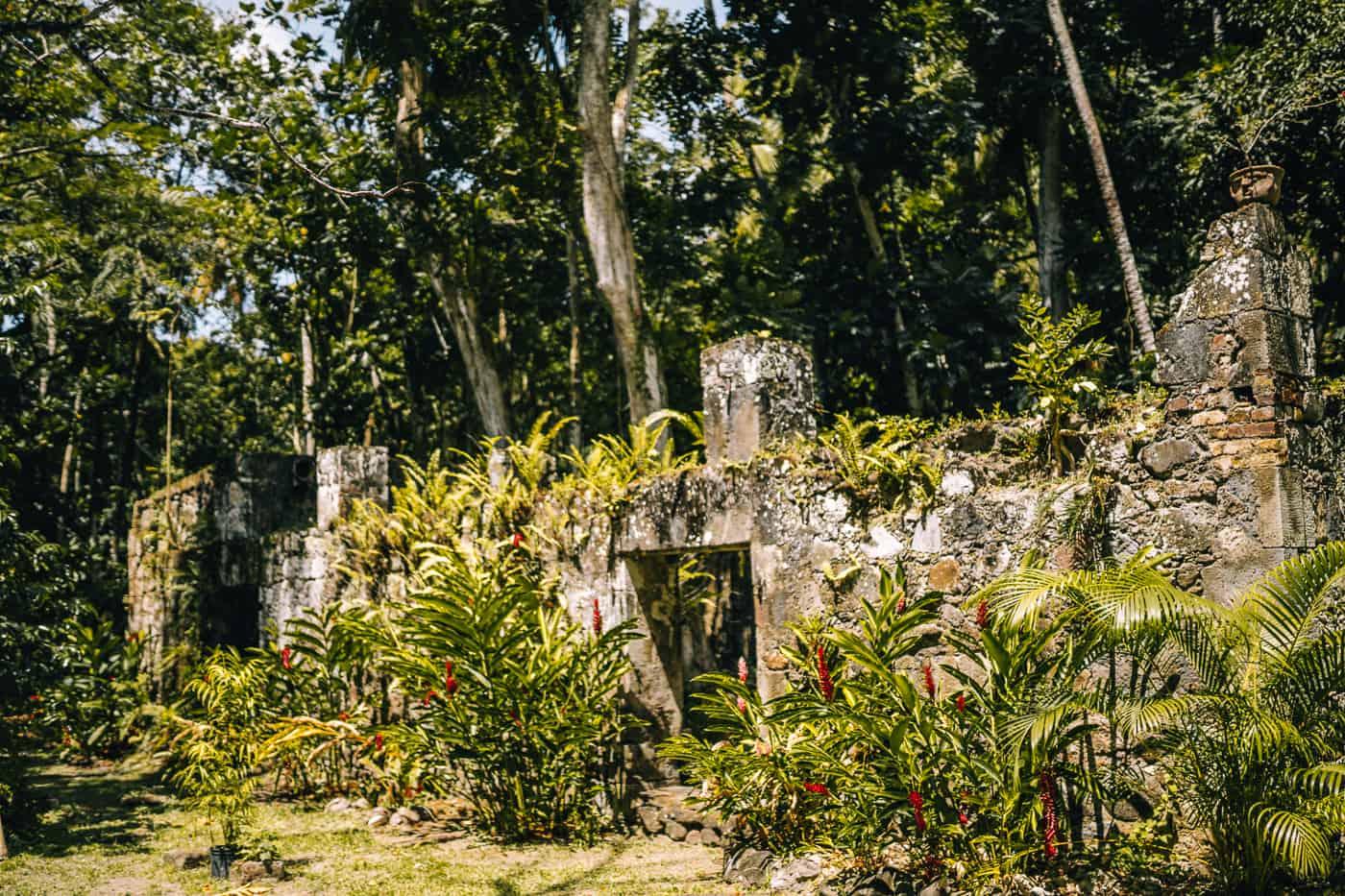Saint Lucia - Tipps, Sehenswürdigkeiten, Strände & Ausflugsziele auf der Karibik-Insel: Anse Mamin
