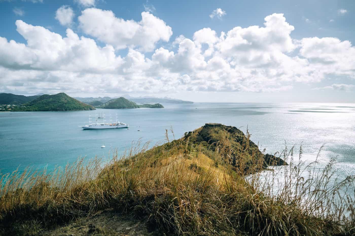Saint Lucia - Tipps, Sehenswürdigkeiten, Strände & Ausflugsziele auf der Karibik-Insel: Pigeon Island