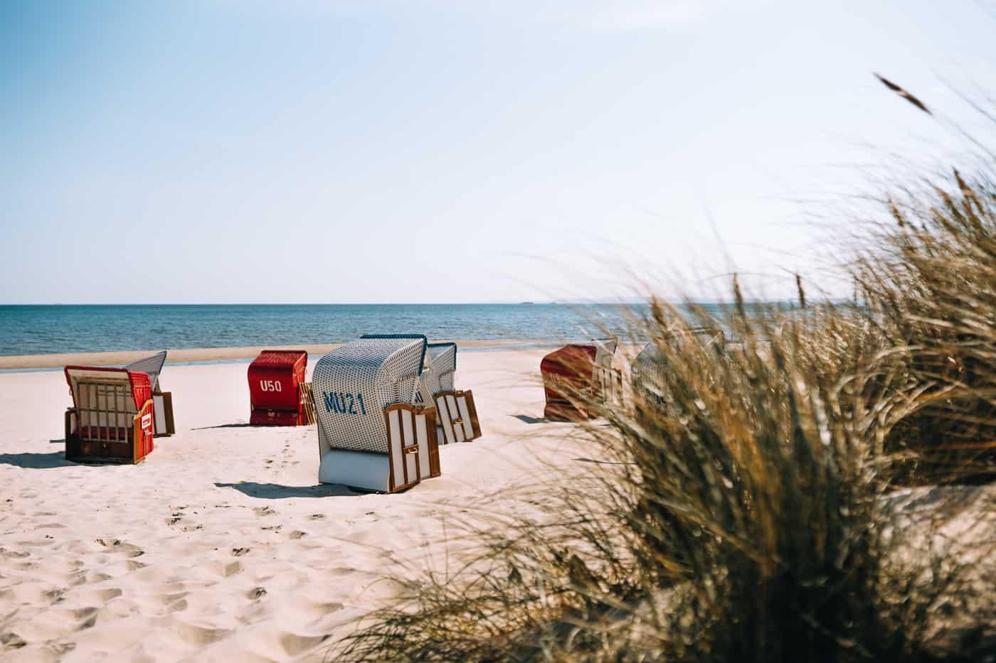 Usedom mit Hund - Kaiserbad Ahlbeck: Strand