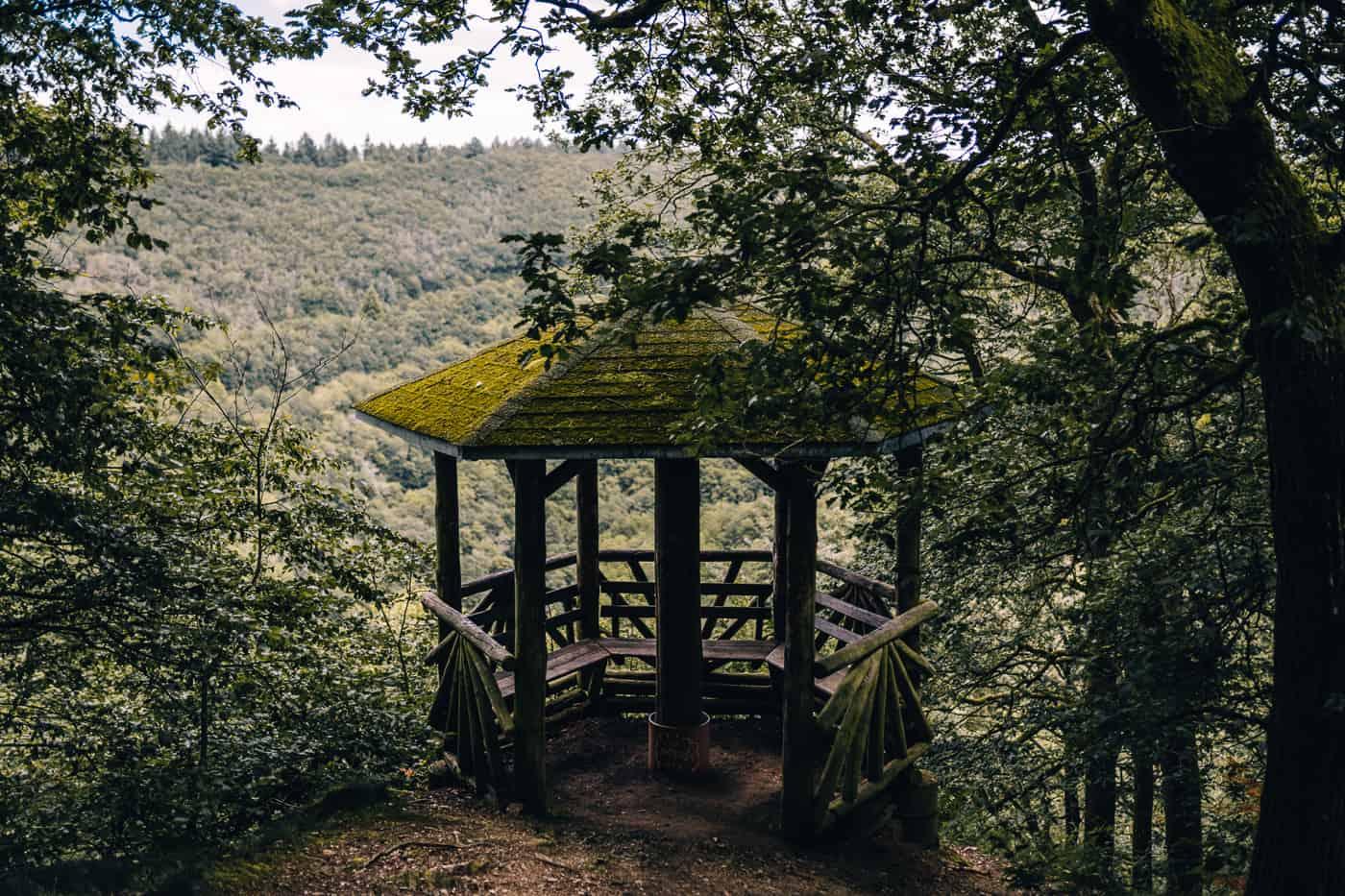 Baybachklamm Traumschleife Wanderung - Barreterlay bei Heyweiler