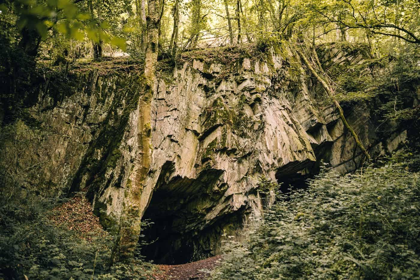 Baybachklamm Traumschleife Wanderung - Von der Baybachklamm ins Prinzbachtal / Alte Stollen