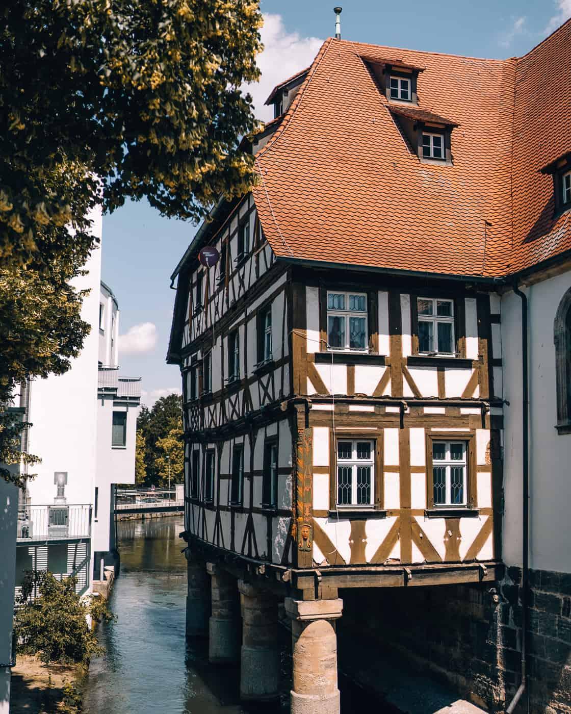 Forchheim in Oberfranken - Klein Venedig