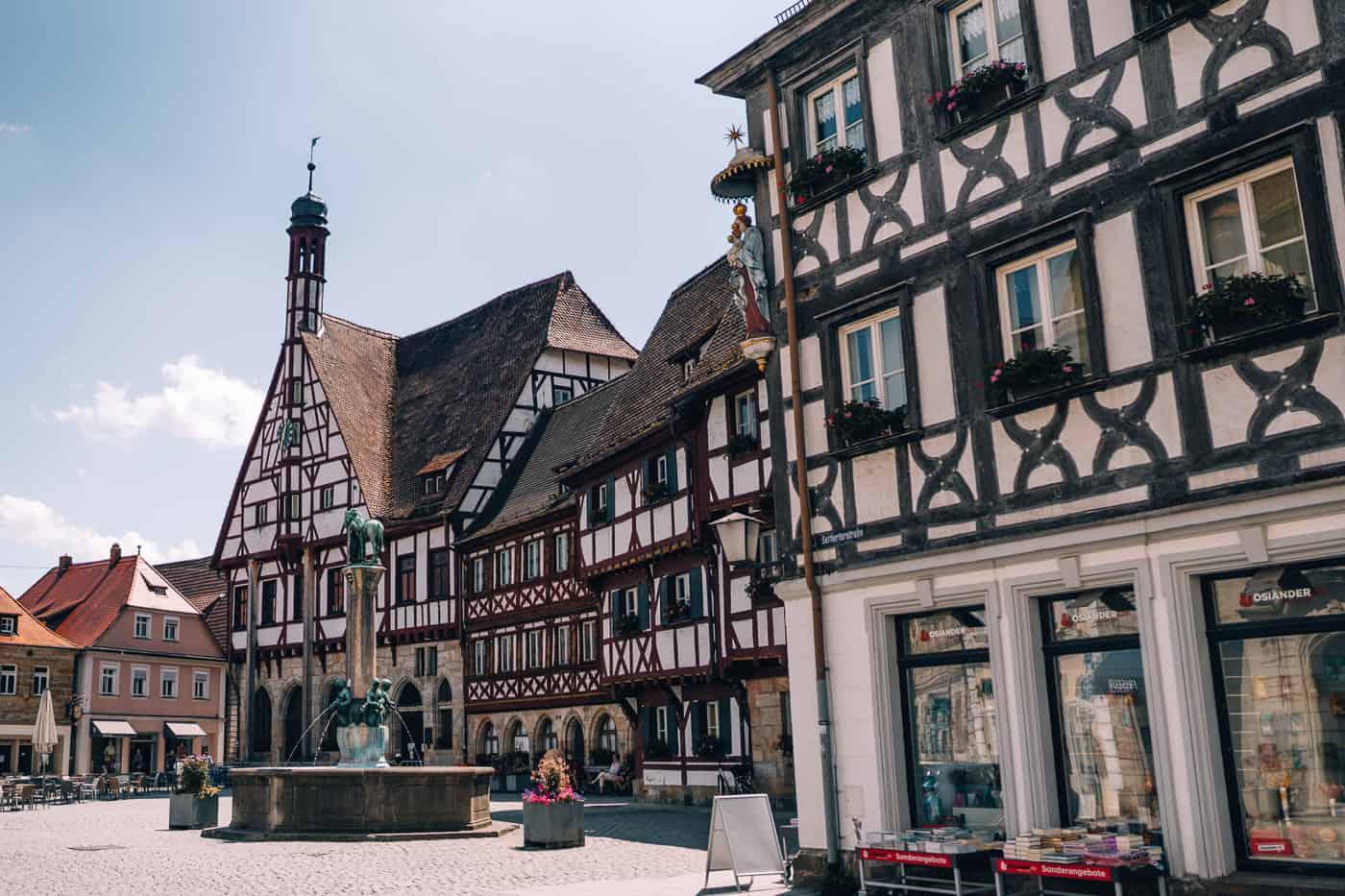 Forchheim in Oberfranken - Rathaus