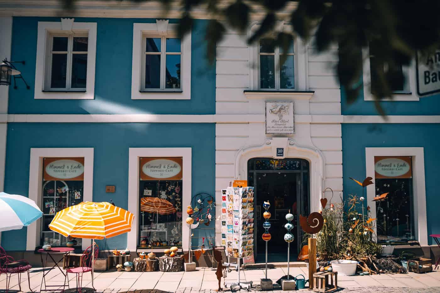 Forchheim in Oberfranken - Himmel & Erde - Töpferei & Café
