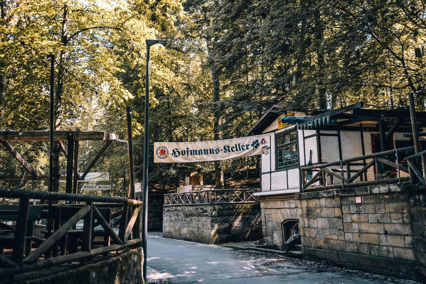 Forchheim in Oberfranken - Kellerwald