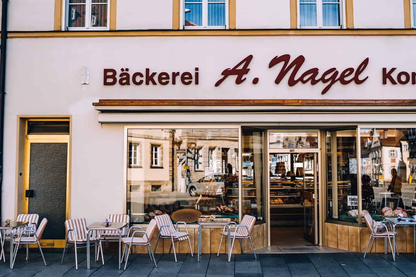 Forchheim in Oberfranken - Bäckerei Nagel