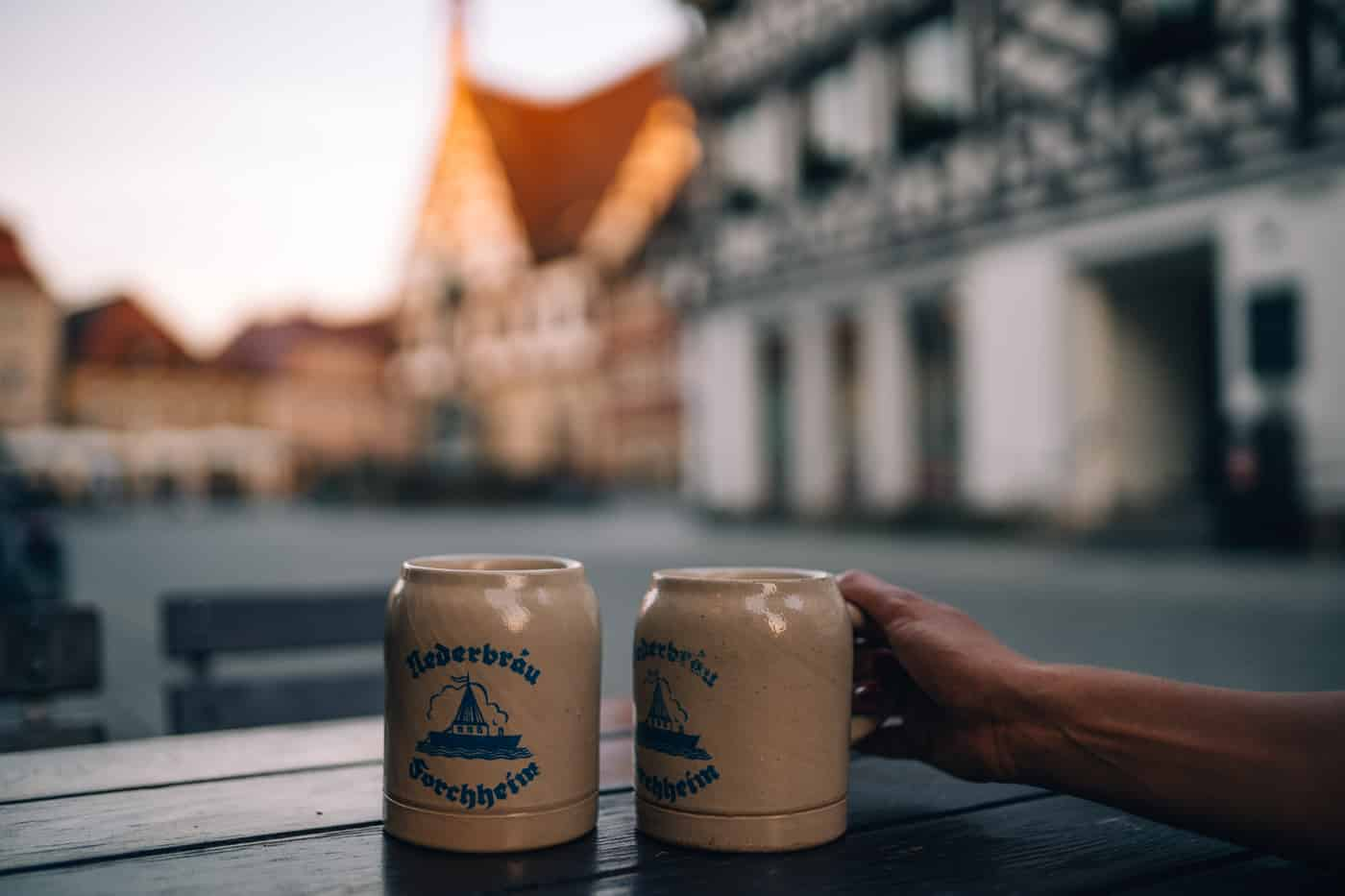 Forchheim in Oberfranken - Brauerei Neder