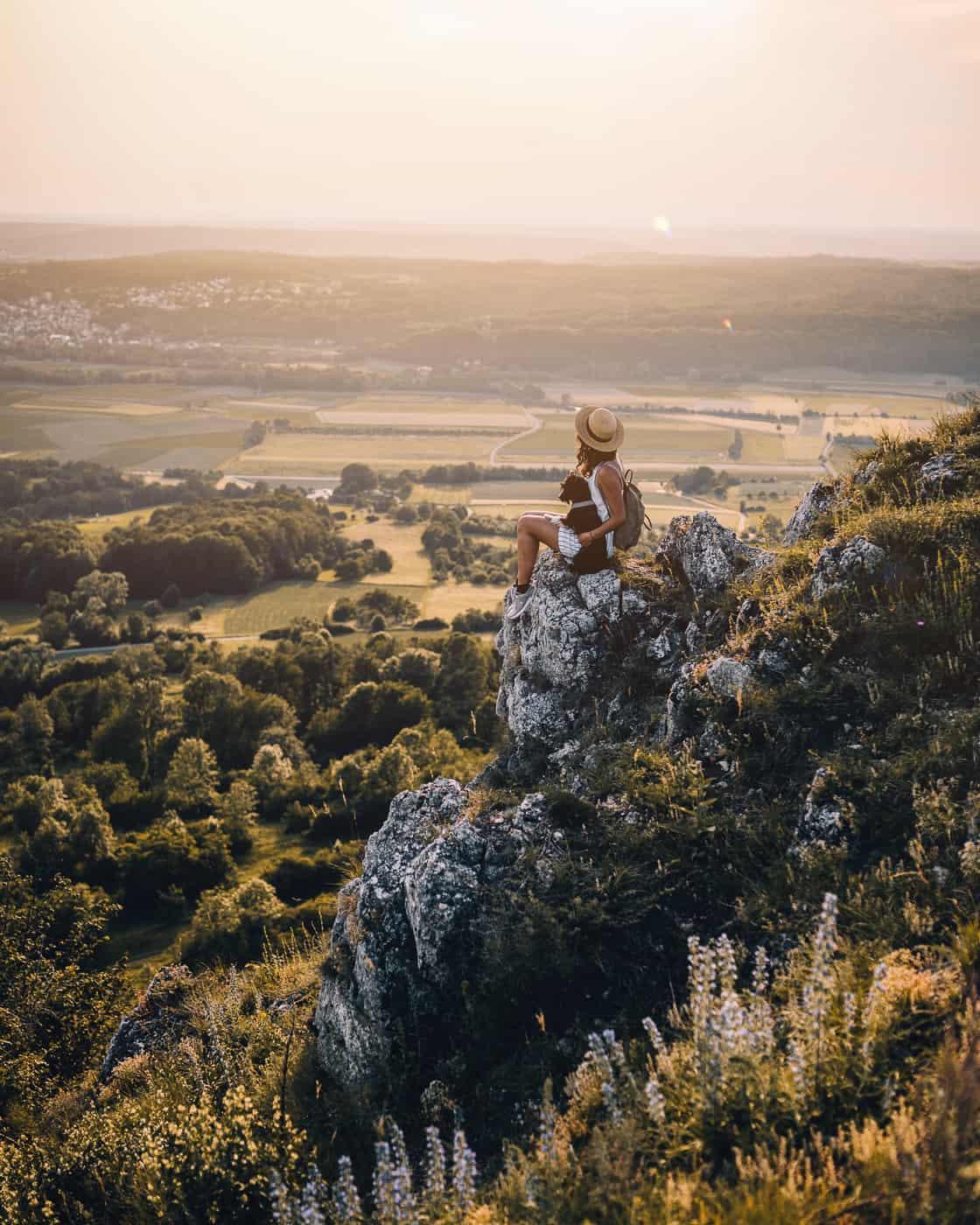 Forchheim in Oberfranken - Walberla & Rodenstein