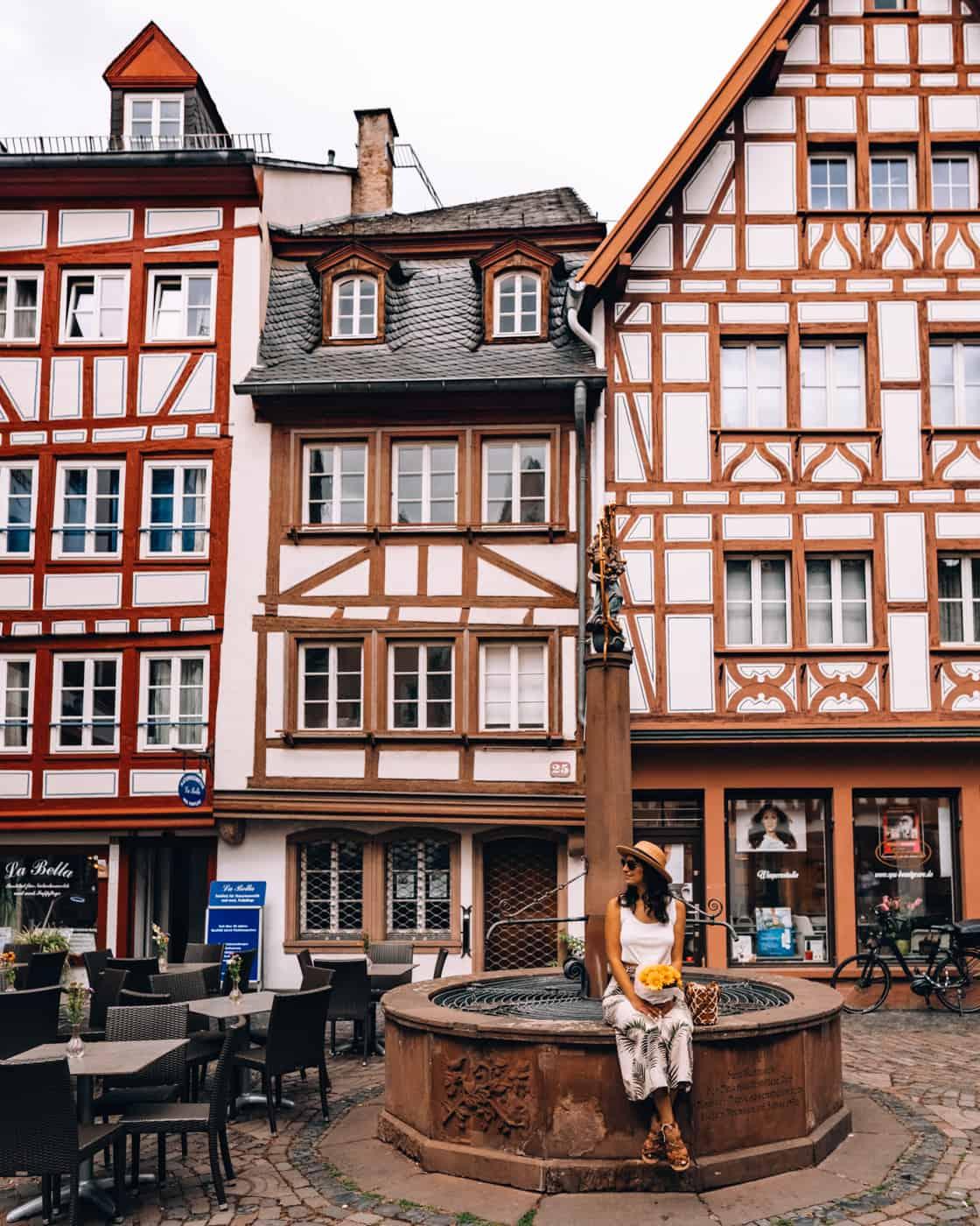 Mainz - Sehenswürdigkeiten, schönste Ecken, Essens- & Insider Tipps: Kirschgartenplatz